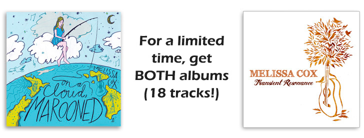Get 2 albums for the price of 1