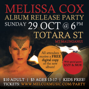 Melissa Cox Album Release Party